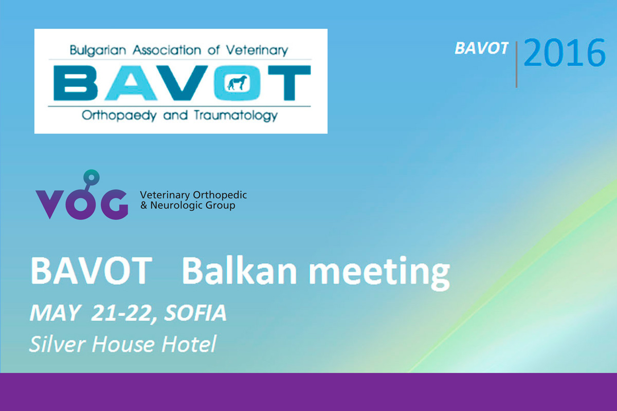 BAVOT & VOG, Balkan Meeting